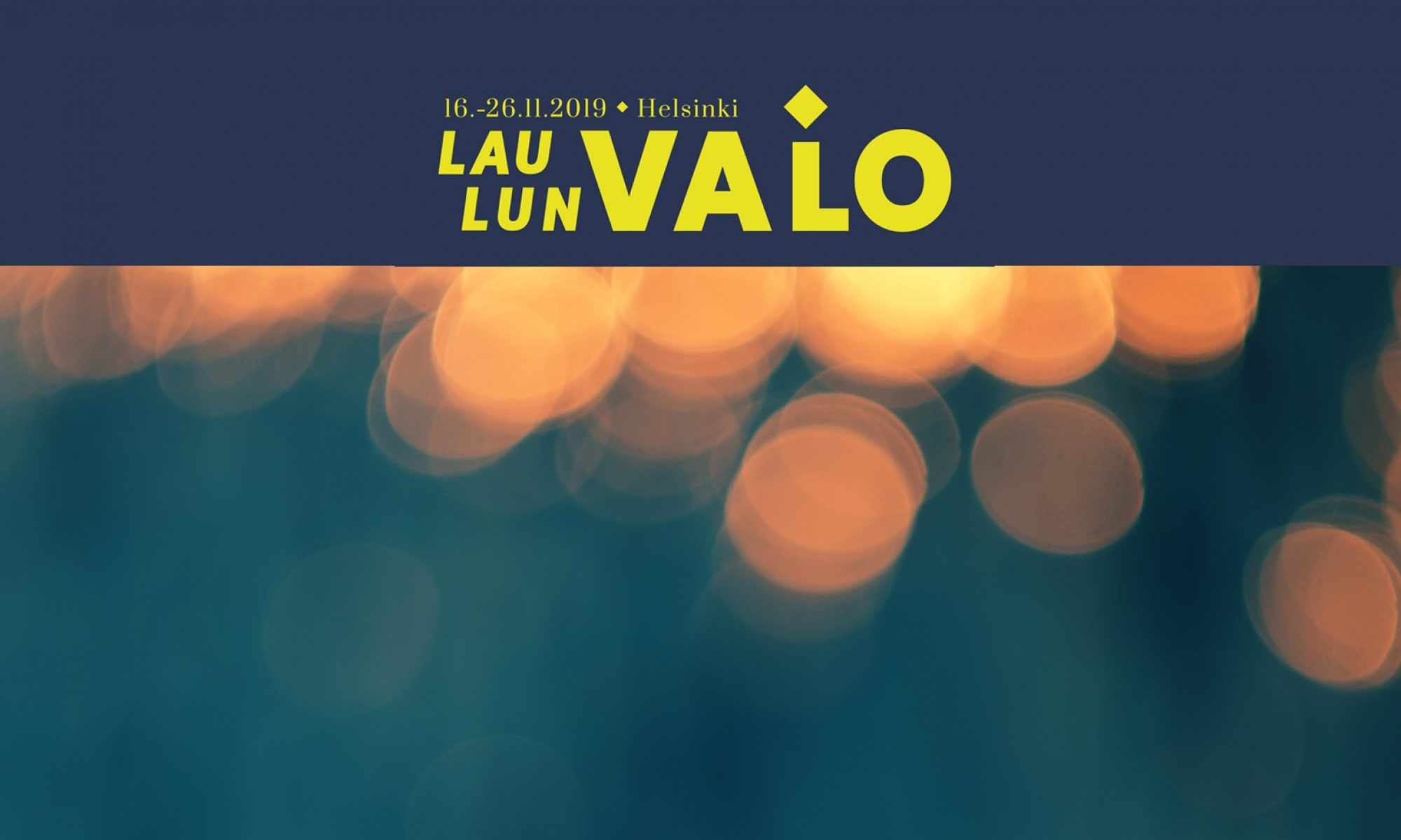 Laulun valo -  The Light of the Lied
